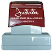 MS-09 Pre-Inked Stamp