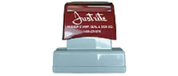 IS-12 - MS-12 Pre-Inked Stamp