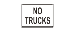 NOTRUCKS - 24'' NO TRUCKS